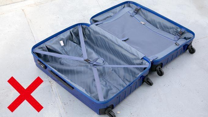 スーツケース不要イメージ01