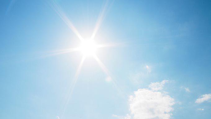 太陽・晴天のイメージ01
