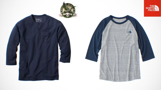 7分袖・5分袖の速乾Tシャツ&カットソーイメージ04