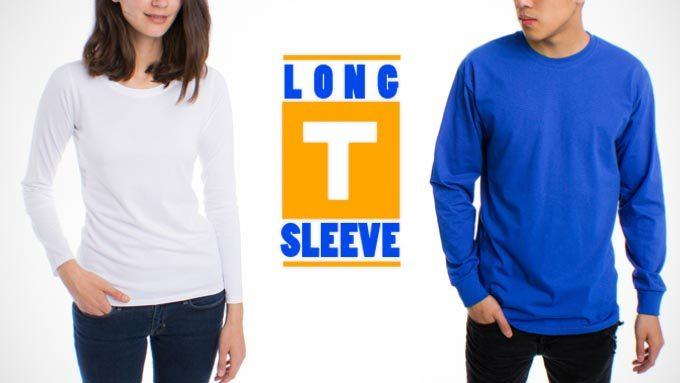 『真夏でも涼しい長袖Tシャツ』イメージ01