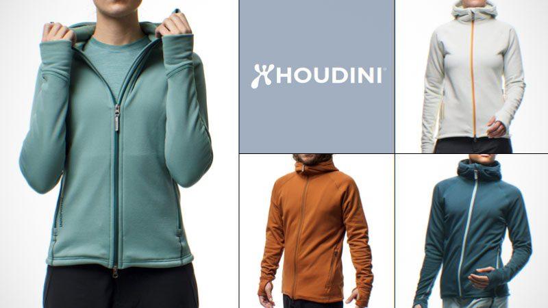 HOUDINI/フーディニ『POWER HOUDI/パワーフーディー』イメージ01