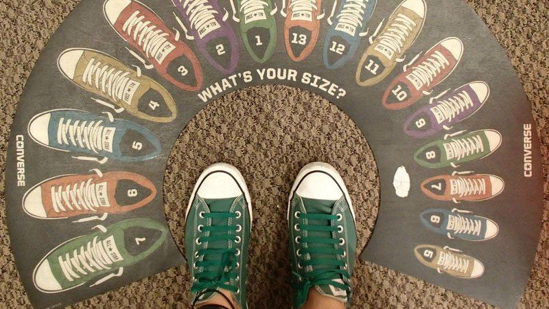 靴のサイズを1cm大きくする方法イメージ01