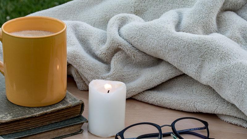 『ポーラテック毛布』イメ―ジ01