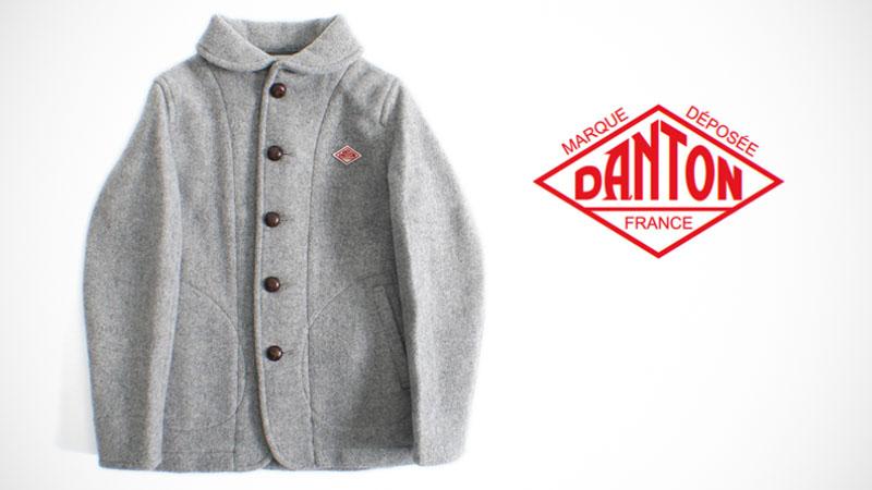 『DANTON/ダントンウールモッサジャケット』イメージ02