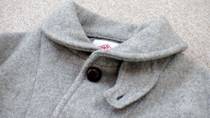 『DANTON/ダントンウールモッサジャケット』イメージ03