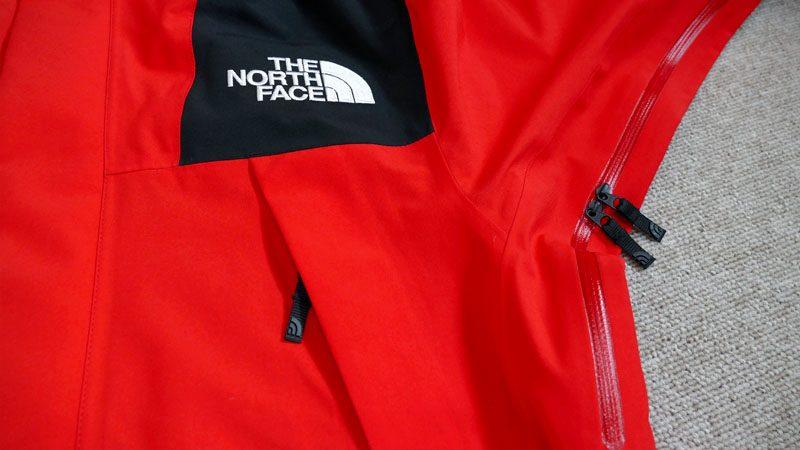 ノースフェイス『Mountain Jacket/マウンテンジャケット』の感想イメージ09