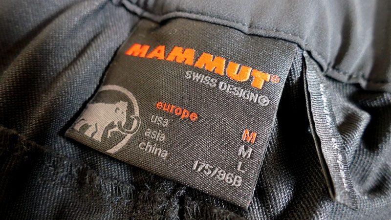 マムート/MAMMUT『ソフテックトレッカーズパンツ/SOFtech TREKKERS Pants』イメージ07