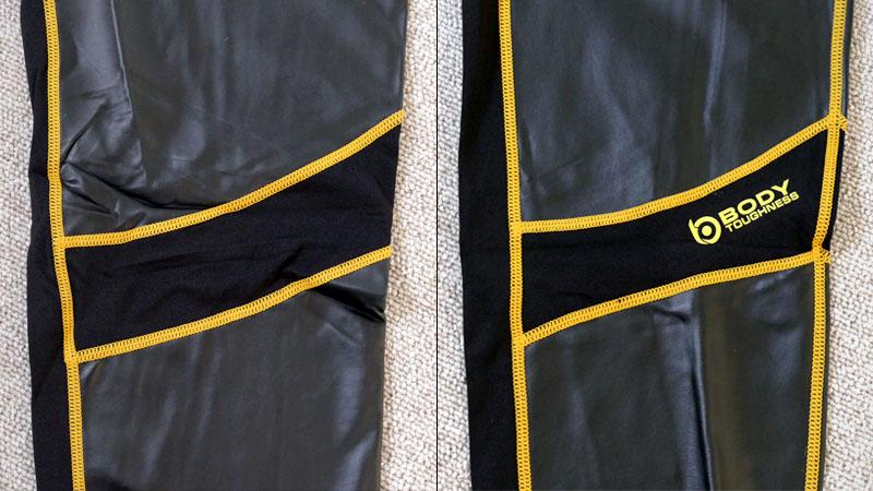 おたふく手袋のあったかインナー『JW-193』防風タイツの感想イメージ08